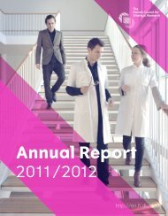 Annual Report - Danish Agency for Science, Technology and ...