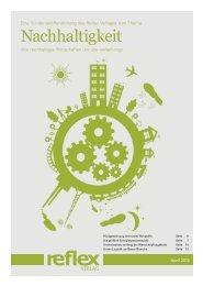 FAZ-Beilage zum Thema Nachhaltigkeit - IT-SysTeam GmbH