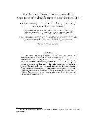 On the use of flexural wave propagation experiments for ...