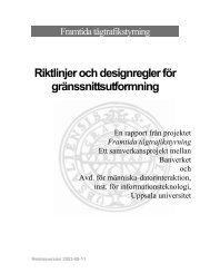 Riktlinjer och designregler för gränssnittsutformning - Uppsala ...
