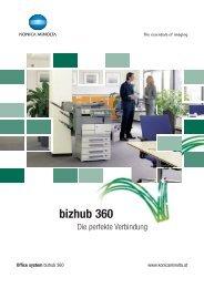 Broschüre bizhub 360 - ITA-Copysysteme