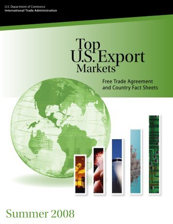 Top US Export Markets - International Trade Administration