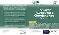 Corporate Governance - International Trade Administration ...