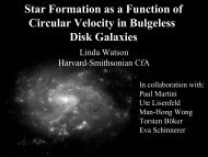 Star Formation as a Function of Circular Velocity in Bulgeless Disk ...
