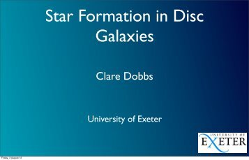 Star Formation in Disc Galaxies