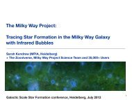 Tracing Milky Way star formation with interstellar bubbles