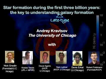 Star formation during the first three billion years