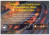 Chemistry as a Tool to Study Protoplanetary Disks: A Modeler's View