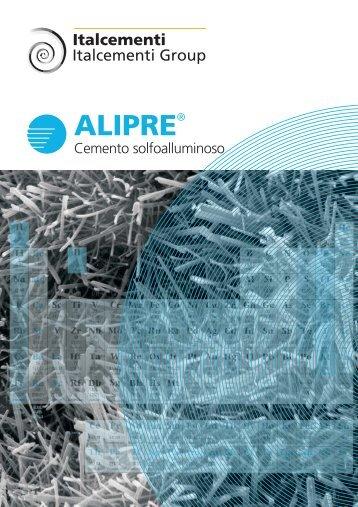Alipre 2008.pmd - Italcementi Group