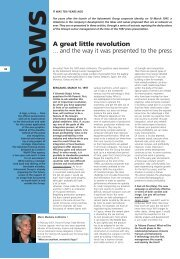 arcVision 18 news - Italcementi Group