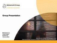 Presentation - Italcementi Group
