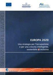 SERVIZI PER IL LAVORO - Consiglio Regionale Veneto