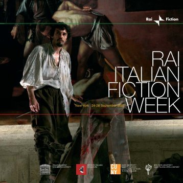 ItalianFictionWeek_stampa:wekk fiction - The Italian Academy ...