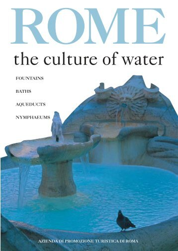 The culture of Water