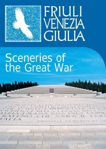 Sceneries of the Great War