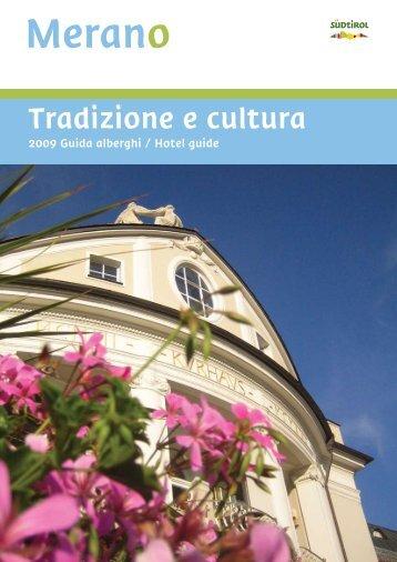Tradizione e cultura