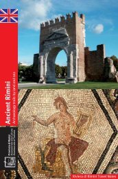Ancient Rimini Archaeology trails by land and sea