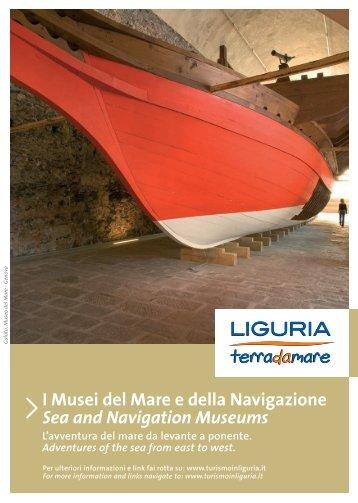 I Musei del Mare e della Navigazione Sea and Navigation Museums