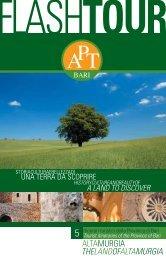 FlashTour Alta Murgia - Puglia