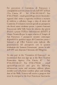 PASSAPORTO del PELLEGRINO - Cammino di Francesco - Page 2