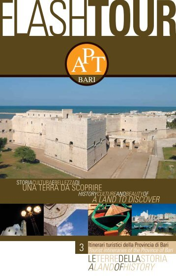 FlashTour Le terre della Storia - Puglia