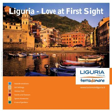 Liguria - Love at First Sight