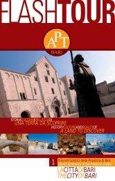 FlashTour Bari - Puglia