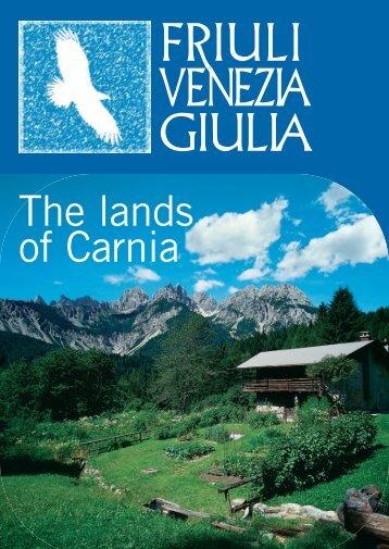 Brochure AT Carnia INGLESE