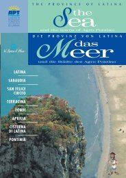 Latina das Meer - Enit