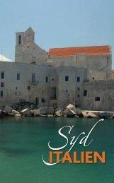 Syditalien - Italienska Statens Turistbyrå