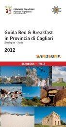 Guida Bed & Breakfast in Provincia di Cagliari 2012