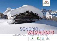 SONDRIOand VALMALENCO