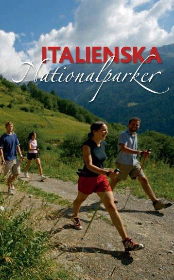 Italienska Nationalparker - Italienska Statens Turistbyrå