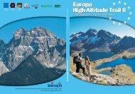 Copertina AV6 europa ing.indd - Dolomiti Turismo