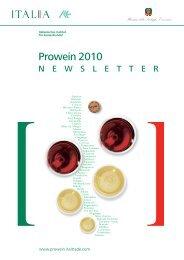 Prowein 2010 - Italienisches Institut für Außenhandel