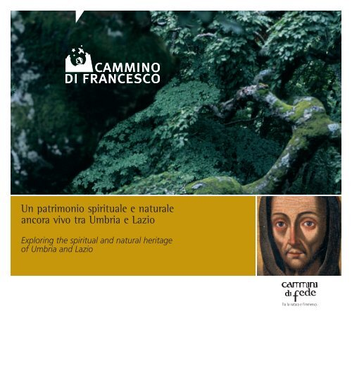 Brochure cammino Francesco