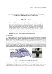 new design models for the vertical shear resistance of the composite ...