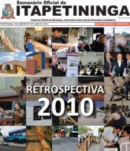 pag 1.pmd - Prefeitura Municipal de Itapetininga