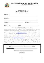 contratação de empresa para fornecimento de fraldas geriátricas ...
