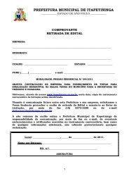 contratação de empresa para fornecimento de tintas para ...