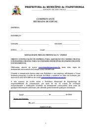 contratação de empresa para aquisição de câmera digital e ...