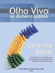 Controle Social - Prefeitura Municipal de Itapetininga