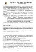 TP 04 - Fundação Forum Trabalhista - Prefeitura Municipal de ... - Page 2
