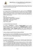TP 04 - Fundação Forum Trabalhista - Prefeitura Municipal de ... - Page 3
