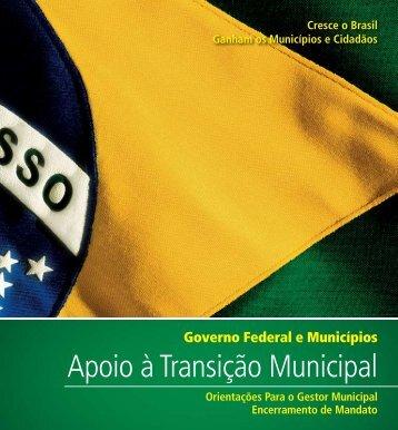 Apoio à Transição Municipal - Controladoria-Geral da União