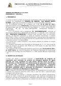 TP 01 - Drenagem ruas da Vila Recreio - Prefeitura Municipal de ... - Page 2