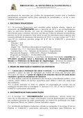TP 01 - Drenagem ruas da Vila Recreio - Prefeitura Municipal de ... - Page 3