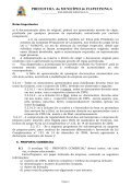 TP 01 - Drenagem ruas da Vila Recreio - Prefeitura Municipal de ... - Page 6