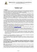 Contratação de empresa de engenharia para termino da Quadra ... - Page 2