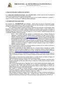 Contratação de empresa de engenharia para termino da Quadra ... - Page 4